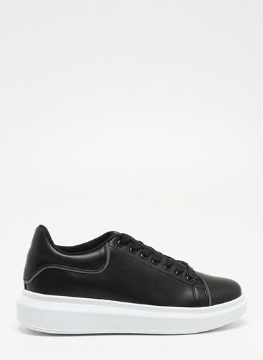 F By Fabrika Erkek Lacivert Sneakers HOLMEN Siyah